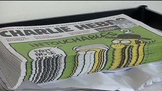 La France s'inquiète de l'humour de Charlie Hebdo
