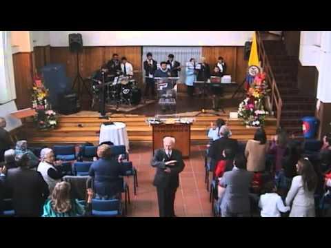 40 años - Iglesia Cruzada Evangelica Mundial De San Fernando