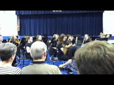 Crabapple Middle School Spring 2012 Concert