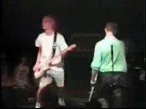 Gorilla Biscuits  aug 31, 1986 first show at CBGBs
