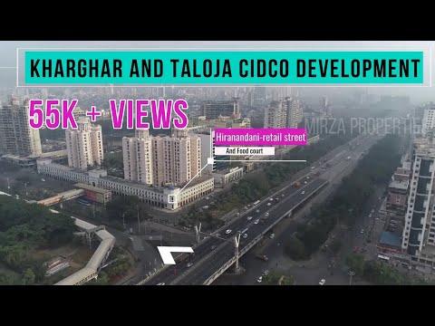 Navi Mumbai fastest growing place Taloja | Mirza Properties