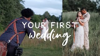 Wedding Photography: 7 Tips for Photographing your First Wedding