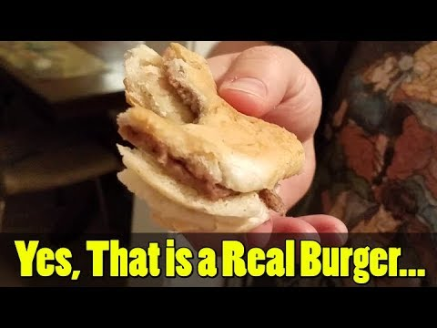 THIS WAS MADE?!  – Dollar Tree White Castle Sliders (Episode 9)