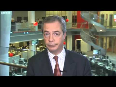 UKIP Leader Nigel Farage on BBC Sunday Politics, Gay Marriage - Dec 12