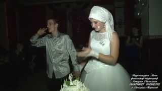 Самая позитивная и веселая свадьба. г.Волчанск-Вильча
