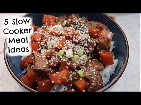 5 SLOW COOKER MEALS   PERFECT WEEKDAY FAMILY MEAL IDEAS   KERRY WHELPDALE