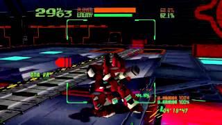 Virtual On Oratorio Tangram (Xbox Live Arcade) Arcade as Raiden