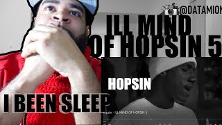 {{ REACTION }} Hopsin - ILL MIND OF HOPSIN 5