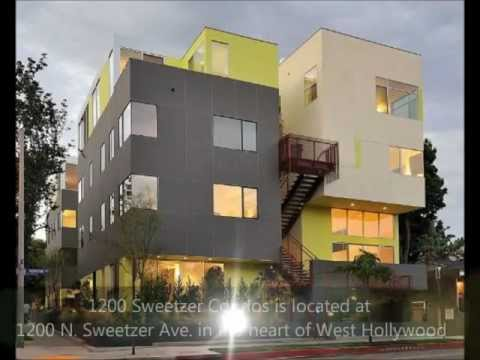 1200 Sweetzer Condos for Sale in West Hollywood, CA 90069