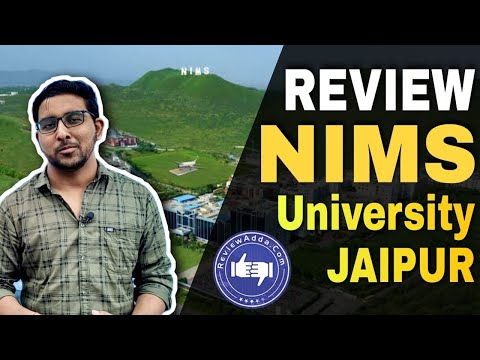 NIMS University, Jaipur Full Details [Must Watch before Admission]