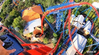 SheiKra Floorless Dive Coaster - Vertical Drop - B...