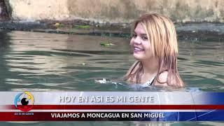 MONCAGUA SAN MIGUEL EL SALVADOR