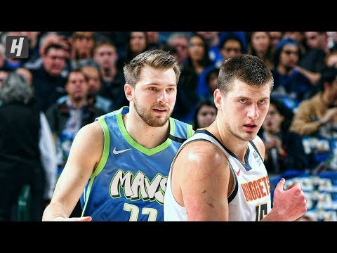 Denver Nuggets Vs Dallas Mavericks - Full Game Highlights | January 8, 2020 | 2019-20 NBA Season