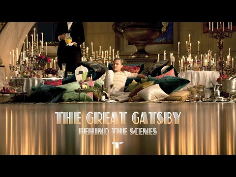 The Great Gatsby - Behind The Scenes -  Leonardo DiCaprio / Tobey Maguire Mp3