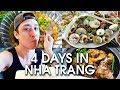 4 DAYS of AMAZING FOOD & FUN in NHA TRANG 2017   LIFE IN VIETNAM