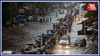Heavy Rain Wrecks Havoc In Mumbai