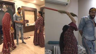 Marriage Prank On Mom - Belt Se Mara 😱