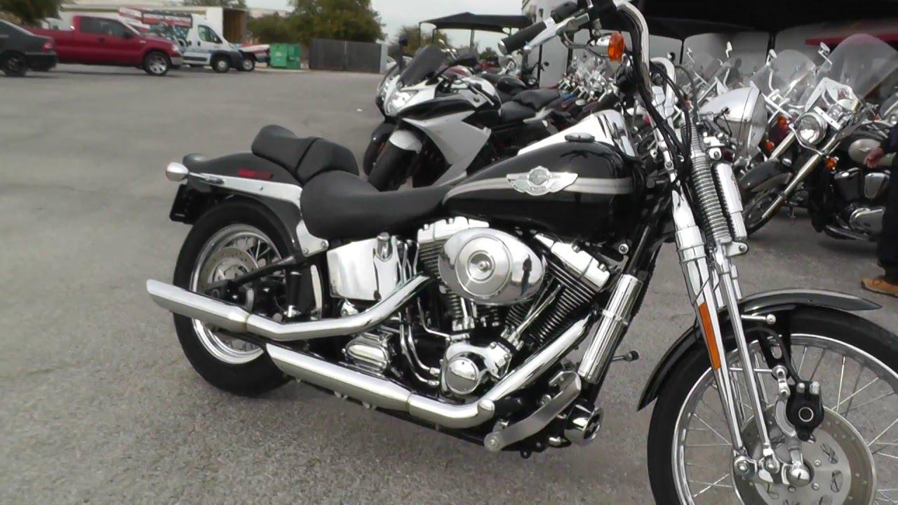 Harley Davidson Fxsts For Sale