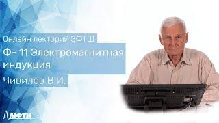 Лекторий ЗФТШ. Физика 11 класс. Электромагнитная индукция.