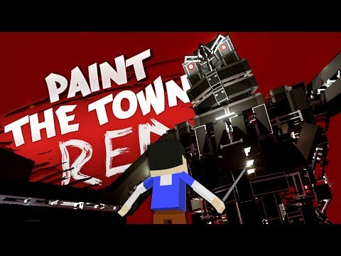 STAY IN THE SHADOWS - Best User Made Levels - Paint the Town Red