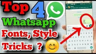 Whatsapp mind Blowing tricks | Android tips and tricks in hindi |