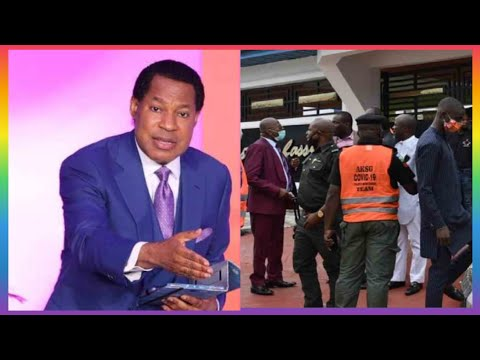 BREAKING: GOVERNMENT SHÙTS DOWN CHRIST EMBASSY CHURCH,  SEE WHY