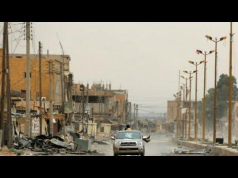 سوريا: قوات النظام تدخل الميادين أحد آخر معاقل تنظيم -الدولة الإسلامية-  - 20:22-2017 / 10 / 8