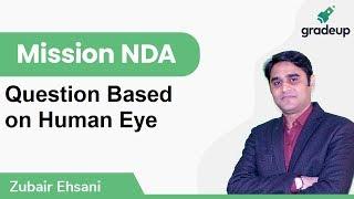 Mission NDA: Question based on Human Eye for NDA (II) 2019