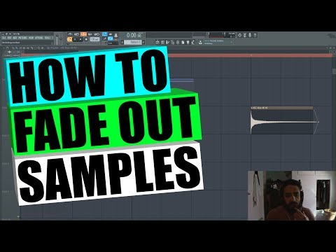 HOW TO FADE OUT SAMPLES IN FL STUDIO 12