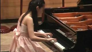 Aika Dan(段あいか) plays Mozart 12 Variationen über ein franzosis...