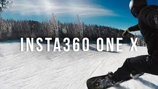 My FIRST 360 CAMERA - Insta360 ONE X