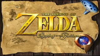 The Legend of Zelda - Symphony of the Goddesses Full Concert (HQ AUDIO)