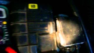 замер напряжения дпдз ланоса расходометра опель омега а