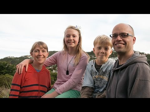 Jordan Leary, a Senior Game Designer from USA  talks about moving his family to Wellington, NZ.