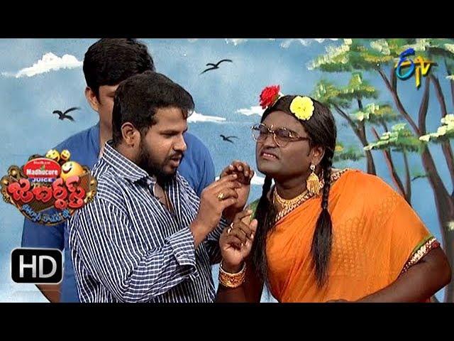 Hyper Aadi, Raising Raju Performance | Jabardasth | 21st June 2018 | ETV  Telugu
