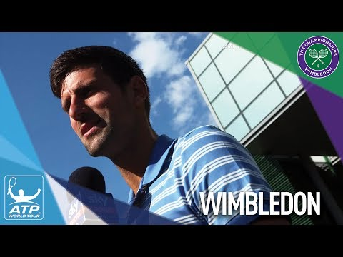 What The Players Are Saying At Wimbledon 2017