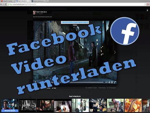Facebook Video runterladen - Update