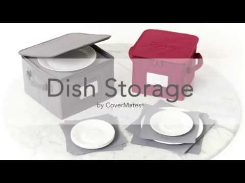 Collection Spotlight: Dish Storage By CoverMates®