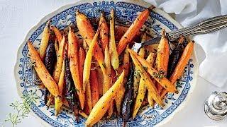 Honey-Glazed Spiced Carrots | Southern Living