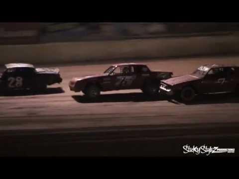 Thunder Raceway Factory Stock Main 7/6/13 - StickyStylez Produktionz