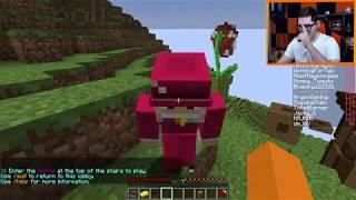 """Minecraft Party #67 - """"Epickie połączenie!"""" w/ Czoklet"""