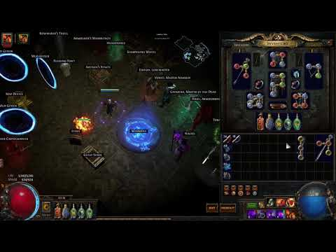 [3.1] Essence Drain Trickster league starter guide