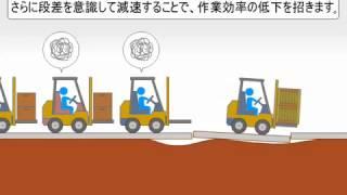 Uretek Japan выравнивание полов(Восстановление промышленных полов, выравнивание просевших ж/б плит., 2014-10-09T10:22:12.000Z)