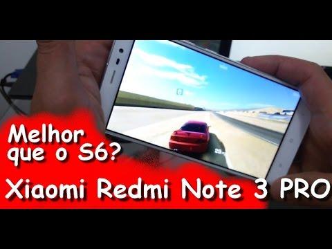 Review Xiaomi Redmi Note 3 PRO - Melhor que o S6 por R$ 540?