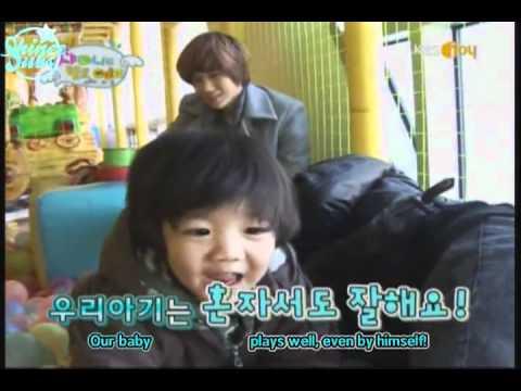 SHINee - Hello Baby Eng Sub Ep 3 Part 1/5