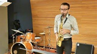 Astor Piazzolla Tango Etude No. 6 for saxophone, David Hernando Vitores