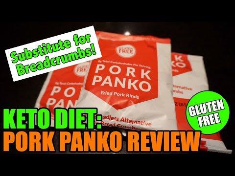 is panko on the keto diet