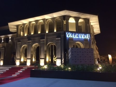 Valkyrie Nightclub The Palace VIP Launch Party Bonifacio Uptown BGC Taguig by HourPhilippines.com