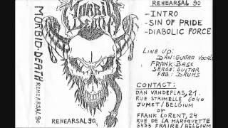 Morbid Death - Diabolic Force (Rehearsal) 720p