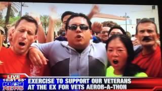 Ex 4 Vets 6 2016 - SDSU Veterans Segment - www.Embrace1.org